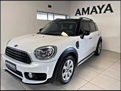 Amaya Mini Cooper Countryman 1.5 Automatico Año 2018