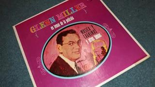 Vinilo Glenn Miller Musica Y Lagrimas Tema De Pelicula