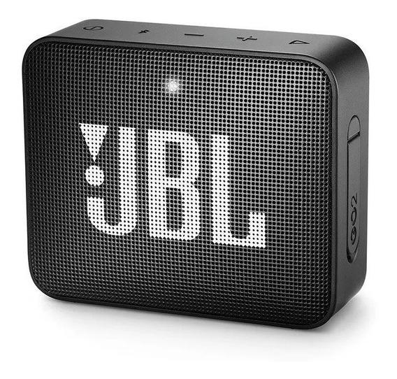 Jbl Go 2 100% Original 12xs/juros Preta