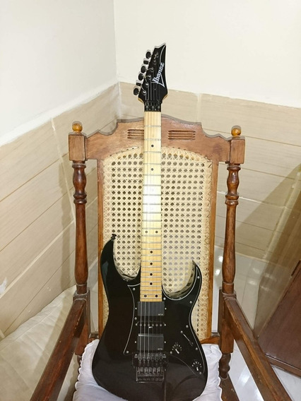 Guitarra Ibanez Rg550y Japonesa Linda E Dificil De Axgar