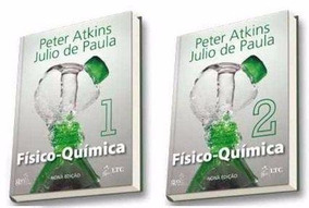Físico-química - Vol. 1 & 2 - 9ª Ed. 2012