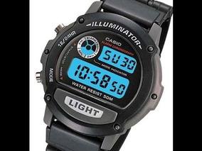 Relógio Casio W-87 H-1vh Alarme Cronômetro