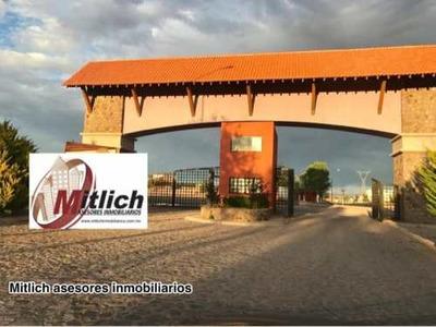 Terreno Comercial En Venta Venta Fracc. Para Granja Valle Dorado
