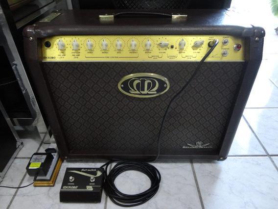 Amplificador Meteoro All Tube Classic Delux V12