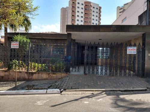 Excelente Casa Térrea Jardim Avelino - Ca0125