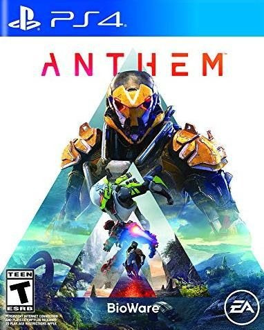Anthem Playstation 4 Original Lacrado