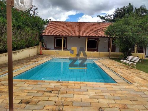 Imagem 1 de 20 de Chácara Com 2 Dormitórios À Venda, 1200 M² Por R$ 530.000 - Encosta Do Sol - Itatiba/sp - Ch0781