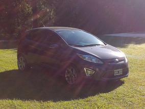 Ford Fiesta Kd 1.6 Titanium 2013 44.700kms Único Dueño