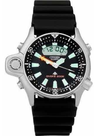 Relógio Citizen Aqualand Jp2000-08e Tz10137t