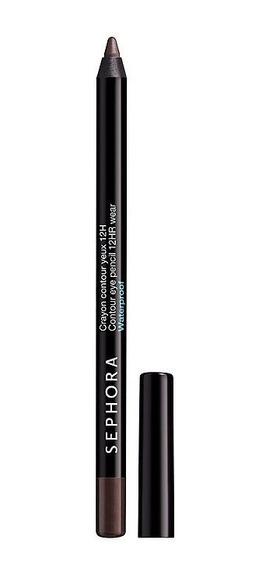 Sephora Delineador De Ojos Eye Pencil Tono 40 Ransom Marron