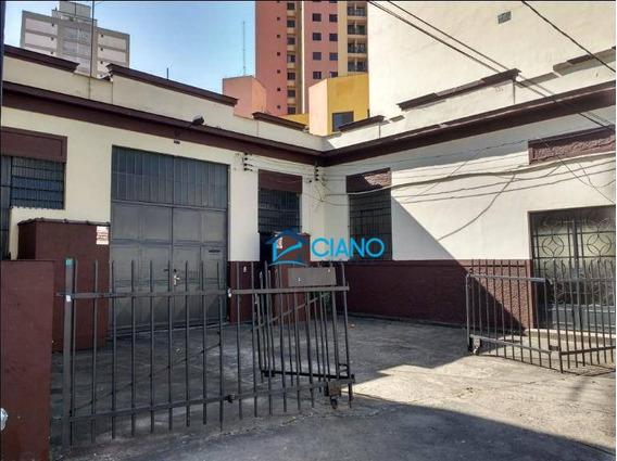 Galpão À Venda, 2007 M² Por R$ 4.800.000,00 - Mooca - São Paulo/sp - Ga0199