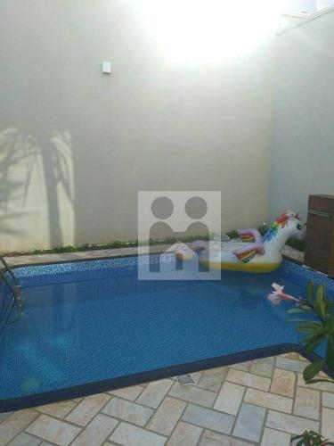 Imagem 1 de 16 de Casa Com 3 Dormitórios À Venda, 220 M² Por R$ 834.750,00 - Nova Aliança - Ribeirão Preto/sp - Ca0663