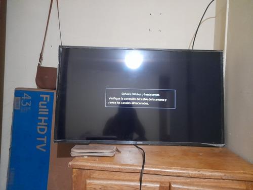 Imagen 1 de 1 de Tv Smartv 43  Samsung
