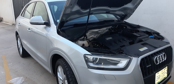 Audi Q3 2014 Turbo Diésel Tdl, 2.0 Impecable Oportunidad