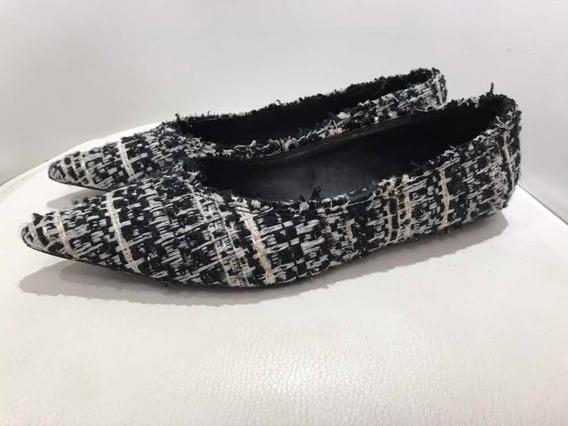 Zapatos Chatitas En Punta