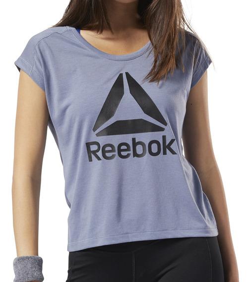 Remera Reebok Training Wor Supremium 2.0 Mujer La