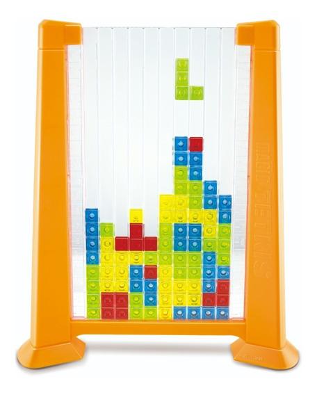 Juego De Mesa Tipo Tetris 2 Jugadores En Caja Tet001