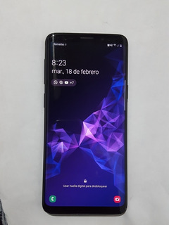 Samsung Galaxy S9 64gb Negro