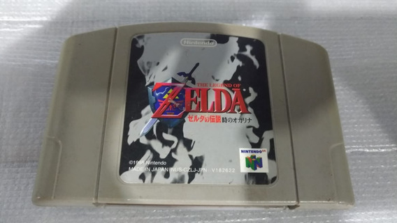 The Legend Of Zelda Ocarina Of Time, Nintendo 64