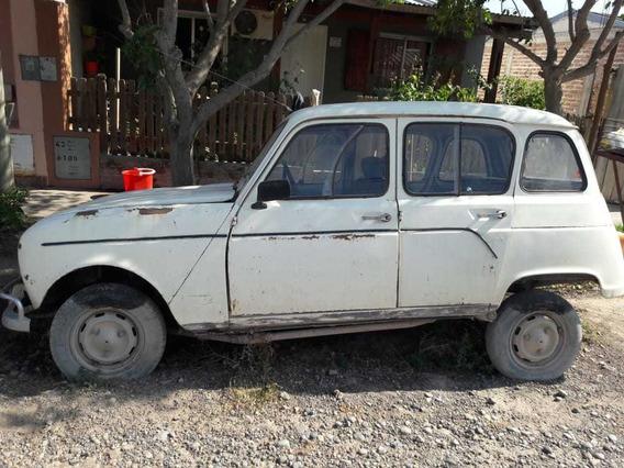 Renault 4s 1986 5 Ptas.