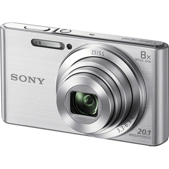 Sony W830 Camara Digital 20.1 Mp Zoom 8x Video Hd Iso 3200