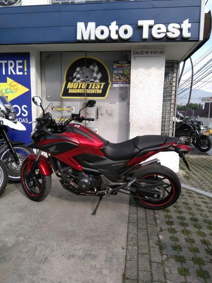 Honda Nc750xe Modelo 2014 Km 50.823