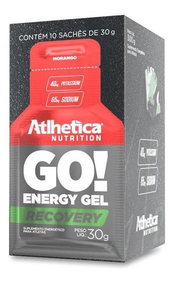 Go! Energy Gel (10 Sachês De 30g) Atlhetica Nutrition