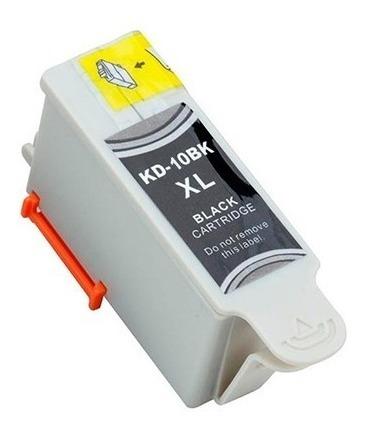 Imagen 1 de 3 de Cartucho Compatible Impresora Kodak Kd10- 5210,  Negro