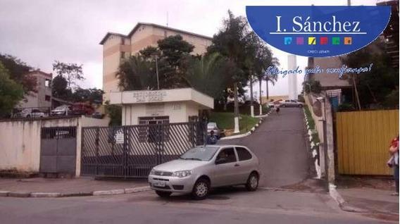 Apartamento Para Venda Em Itaquaquecetuba, Jardim São Paulo, 2 Dormitórios, 1 Banheiro, 1 Vaga - 170928c