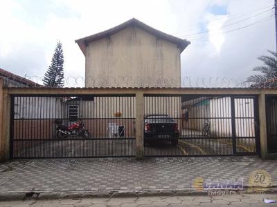 Sobrado De Condomínio Com 2 Dorms Vila Seabra, Mongaguá - R$ 150 Mil, Cod: 7296 - V7296