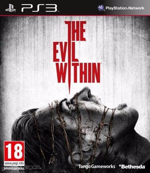 The Evil Within (mídia Física) - Ps3 (novo)