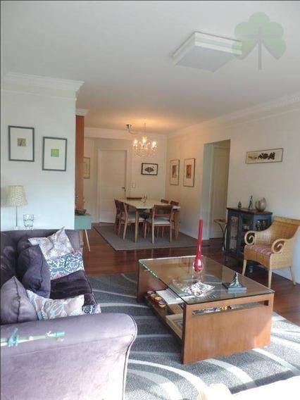 Apartamento 110 M² Por R$ 710.000 - Jardim Leonor / Morumbi - São Paulo/sp - Ap0822