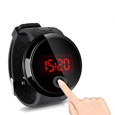 Relógio Digital Masculino Led Impermeável