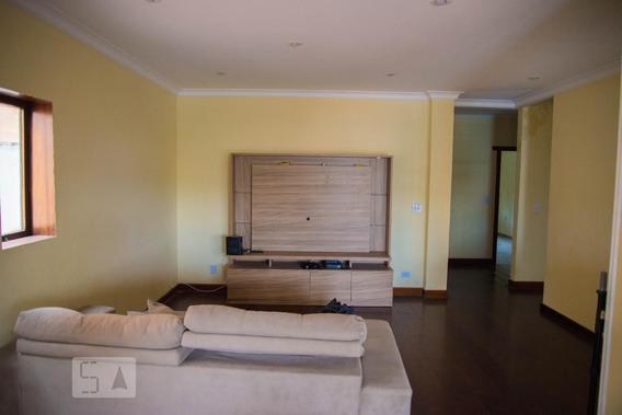 Casa Com 4 Dormitórios E 4 Garagens - Id: 892952057 - 252057