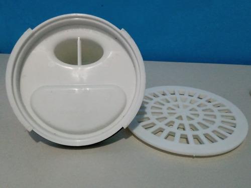 Ralo Anti Espuma Amanco 150mm Evita Dengue/mau Cheiro