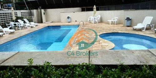 Imagem 1 de 13 de Apartamento À Venda, 51 M² Por R$ 275.000,00 - Vila Das Bandeiras - Guarulhos/sp - Ap1313