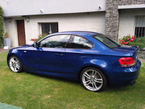 Bmw 135i Impecable Unico Dueño Igual A 0km!!!