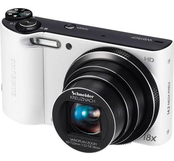 Câmera Digital Samsung Branca Wb150 Wifi