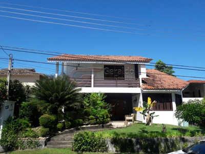 Casa Em Condomínio, 480 M², Condomínio Aldebaran, Maceió, Al - 1306