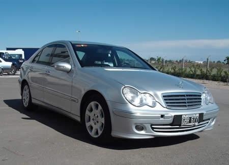 Mercedes Benz Clase C 2.2 C220 Cdi Elegance At