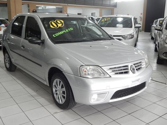 Renault Logan 1.0 2009 Completo