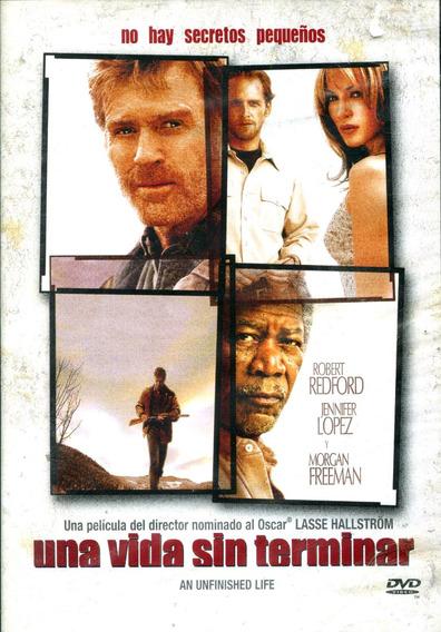 Dvd Una Vida Sin Terminar ( An Unfinished Life ) 2005 - Lass