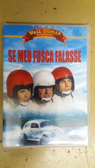 Dvd Se Meu Fusca Falasse - Dean Jones