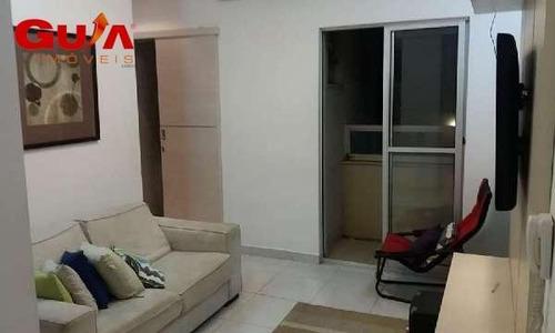 Imagem 1 de 15 de Apartamento Com 02 Quartos Próximo Ao Bairro Dunas - 1648