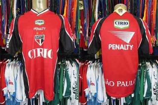 São Paulo 1999 Camisa De Treino Tamanho M.