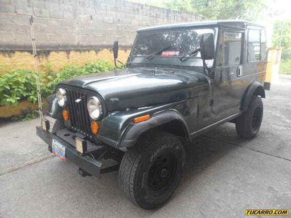 Jeep Cj Rustico