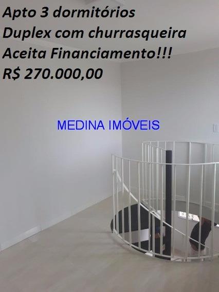 Apartamento Duplex Aluguel - Ap00212 - 33767560