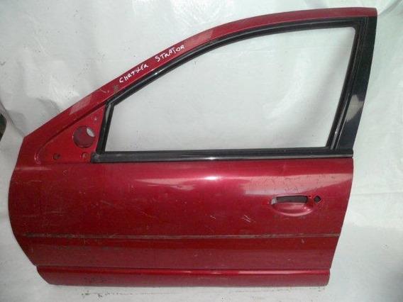 Porta Chrysler Stratus Dianteira Esquerda Original