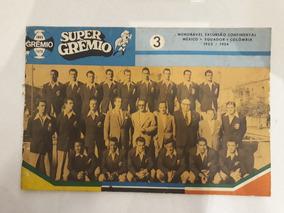 Revista Antiga Do Grêmio- Grêmio 70- N 3.