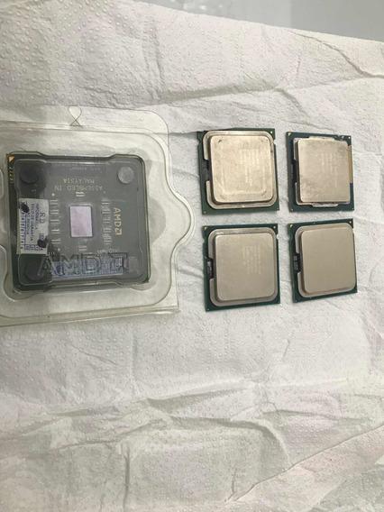Processadores I3 3220 / Core 2 Duo 7500 / Pentium 4 660 E +